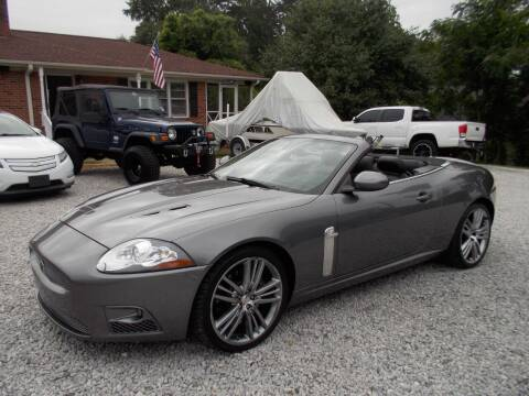 2009 Jaguar XK for sale at Carolina Auto Connection & Motorsports in Spartanburg SC