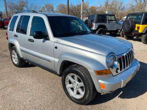 2006 Jeep Liberty for sale at Truck City Inc in Des Moines IA
