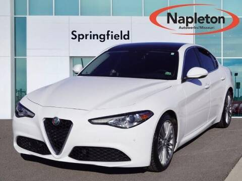 2017 Alfa Romeo Giulia for sale at Napleton Autowerks in Springfield MO