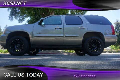 2007 GMC Yukon for sale at The Dealer in Fremont CA