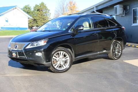 2013 Lexus RX 450h for sale at Great Lakes Classic Cars & Detail Shop in Hilton NY