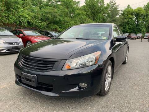 2008 Honda Accord for sale at Dream Auto Group in Dumfries VA