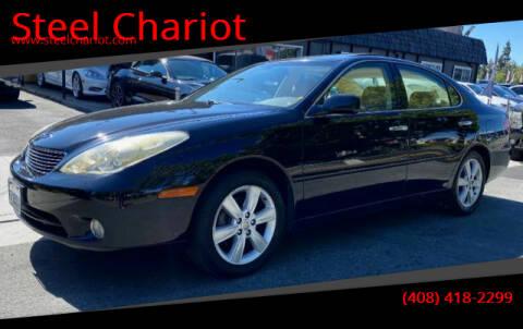 2005 Lexus ES 330 for sale at Steel Chariot in San Jose CA
