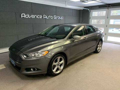 2014 Ford Fusion for sale at Advance Auto Group, LLC in Chichester NH