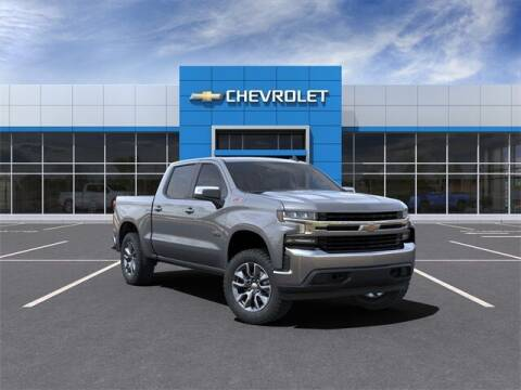 2021 Chevrolet Silverado 1500 for sale at BOB HART CHEVROLET in Vinita OK