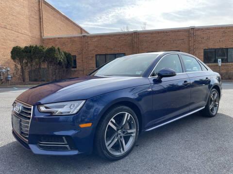 2018 Audi A4 for sale at Vantage Auto Wholesale in Lodi NJ