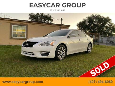 2013 Nissan Altima for sale at EASYCAR GROUP in Orlando FL
