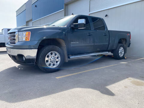 2012 GMC Sierra 2500HD for sale at Truck Buyers in Magrath AB