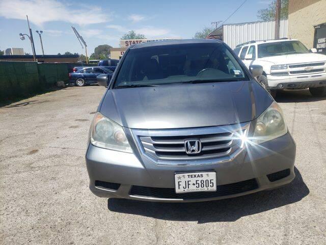 2009 Honda Odyssey for sale at Escar Auto in El Paso TX