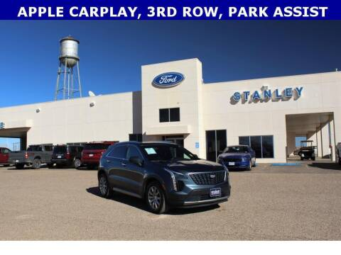 2020 Cadillac XT4 for sale at STANLEY FORD ANDREWS in Andrews TX