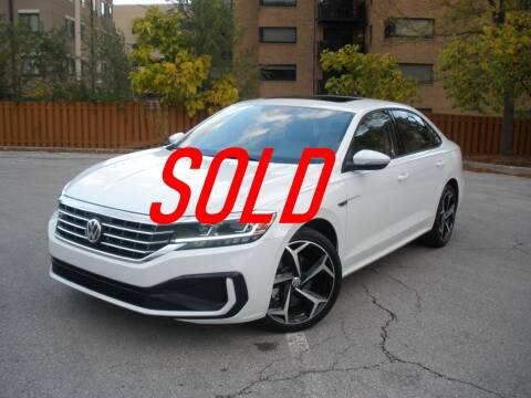 2020 Volkswagen Passat for sale at Autobahn Motors USA in Kansas City MO