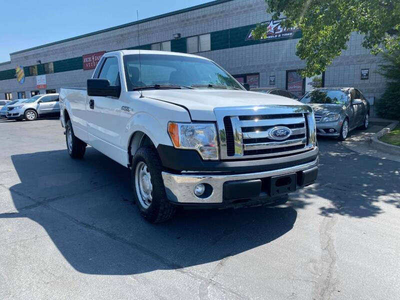 2010 Ford F-150 for sale at All-Star Auto Brokers in Layton UT