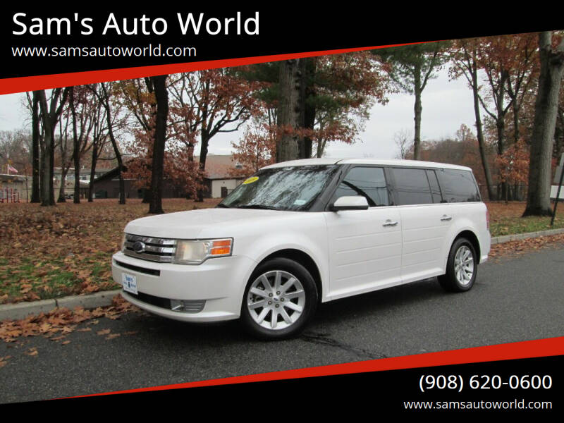 2009 Ford Flex for sale at Sam's Auto World in Roselle NJ