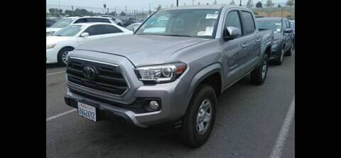 2018 Toyota Tacoma for sale at Destination Motors in Temecula CA