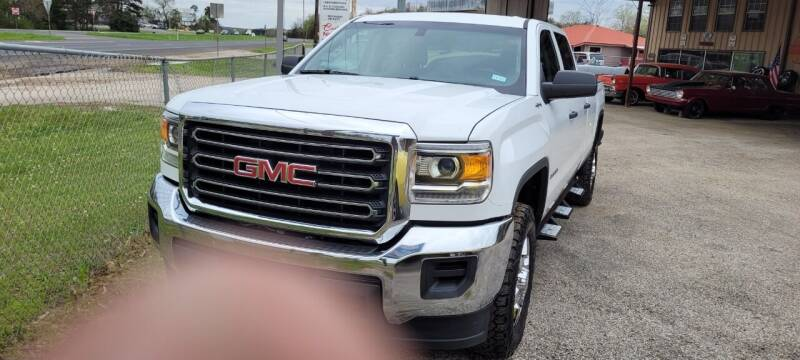 2019 GMC Sierra 2500HD for sale at COLLECTABLE-CARS LLC in Nacogdoches TX