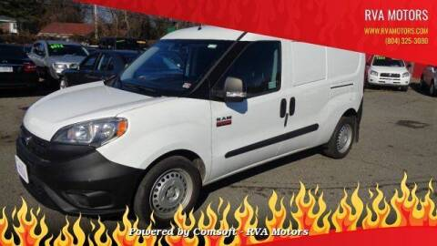 2018 RAM ProMaster City Wagon for sale at RVA MOTORS in Richmond VA