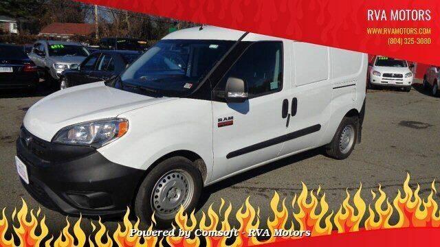 2018 RAM ProMaster City Wagon for sale at RVA MOTORS in Richmond VA