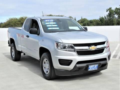 2018 Chevrolet Colorado for sale at Direct Buy Motor in San Jose CA