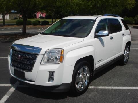 2011 GMC Terrain for sale at Uniworld Auto Sales LLC. in Greensboro NC