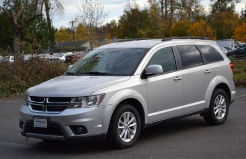 2013 Dodge Journey for sale at Skyline Motors Auto Sales in Tacoma WA