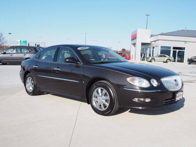 2008 Buick LaCrosse for sale at SIMOTES MOTORS in Minooka IL