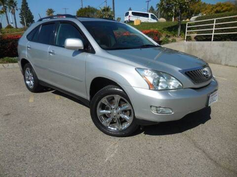 2009 Lexus RX 350 for sale at ARAX AUTO SALES in Tujunga CA