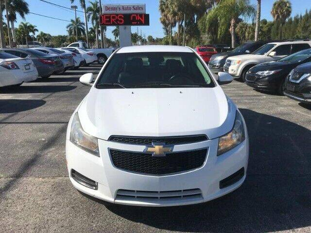 2011 Chevrolet Cruze for sale at Denny's Auto Sales in Fort Myers FL