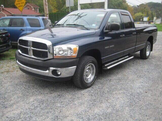 2006 Dodge Ram Pickup 1500 for sale at Motors 46 in Belvidere NJ