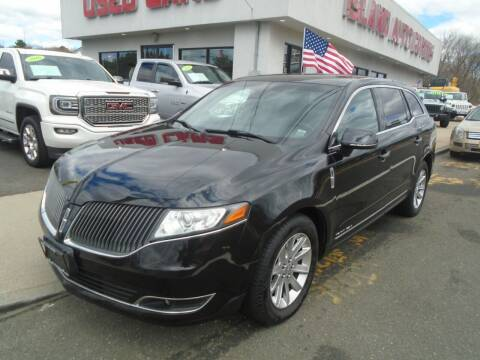 2014 Lincoln MKT Town Car for sale at Island Auto Buyers in West Babylon NY