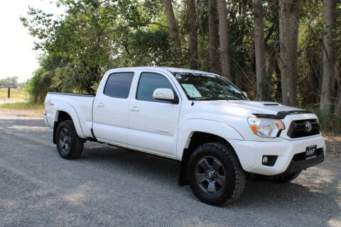 2012 Toyota Tacoma for sale at Northwest Premier Auto Sales Kennewick in Kennewick WA