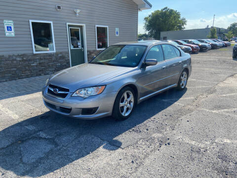 2009 Subaru Legacy for sale at US5 Auto Sales in Shippensburg PA