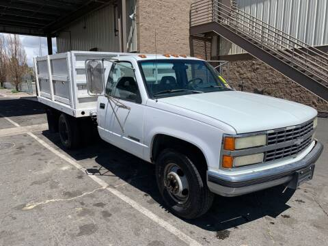 1992 Chevrolet C/K 3500 Series for sale at Auto Bike Sales in Reno NV