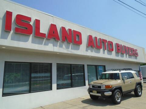2012 Toyota FJ Cruiser for sale at Island Auto Buyers in West Babylon NY