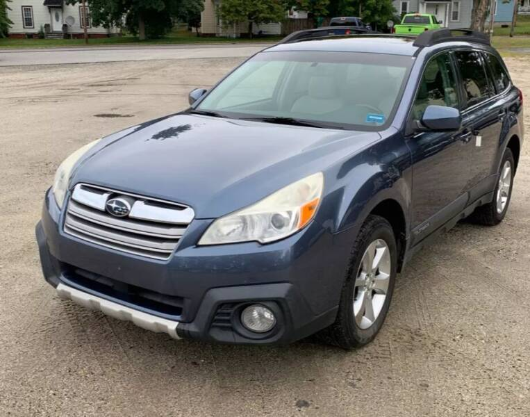 2013 Subaru Outback for sale at Berkshire Auto & Cycle Sales in Sandy Hook CT