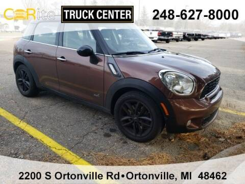 2013 MINI Countryman for sale at Carite Truck Center in Ortonville MI