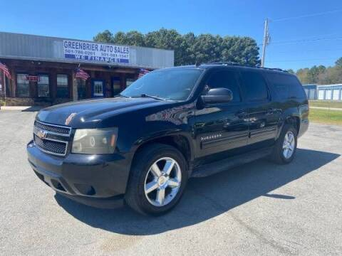 2011 Chevrolet Suburban for sale at Greenbrier Auto Sales in Greenbrier AR