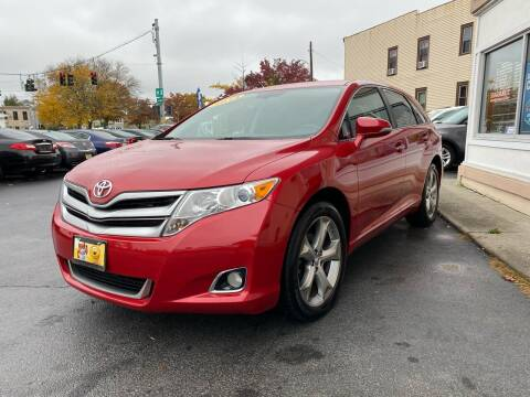 2014 Toyota Venza for sale at ADAM AUTO AGENCY in Rensselaer NY