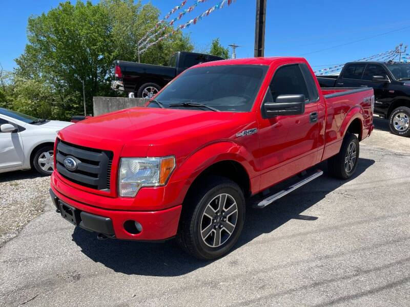2011 Ford F-150 for sale at Greg's Auto Sales in Poplar Bluff MO