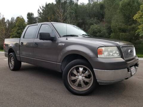 2004 Ford F-150 for sale at San Diego Auto Solutions in Escondido CA