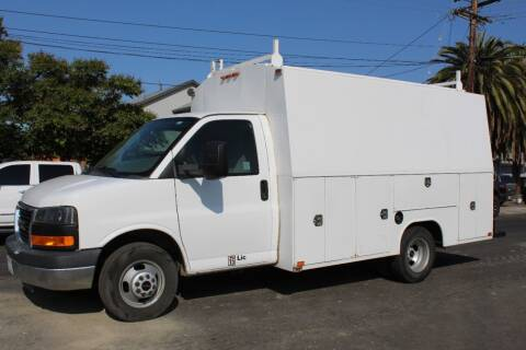 2015 GMC Savana Cutaway for sale at CA Lease Returns in Livermore CA