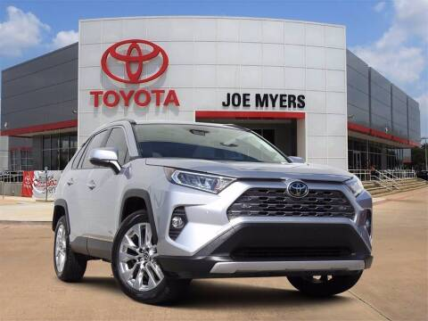 2019 Toyota RAV4 for sale at Joe Myers Toyota PreOwned in Houston TX