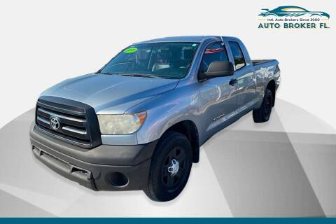 2011 Toyota Tundra for sale at INTERNATIONAL AUTO BROKERS INC in Hollywood FL