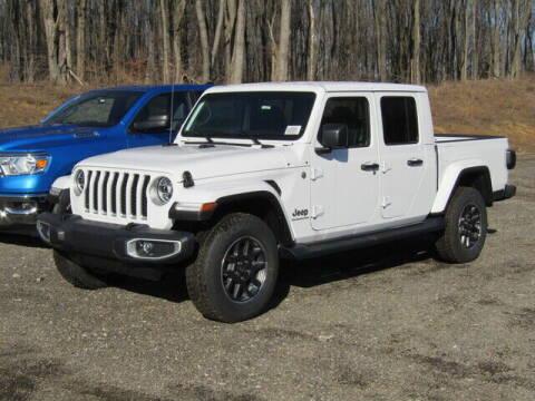 2021 Jeep Gladiator for sale at Brunswick Auto Mart in Brunswick OH