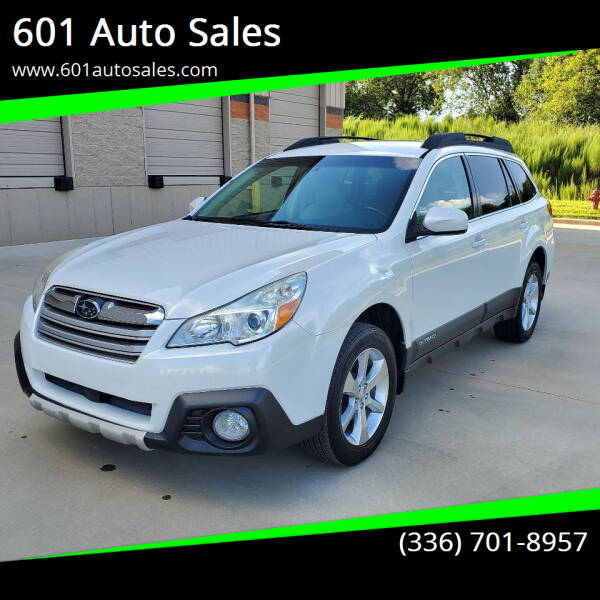 2014 Subaru Outback for sale at 601 Auto Sales in Mocksville NC