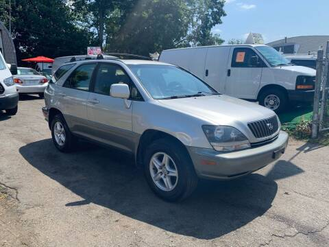 1999 Lexus RX 300 for sale at Deleon Mich Auto Sales in Yonkers NY