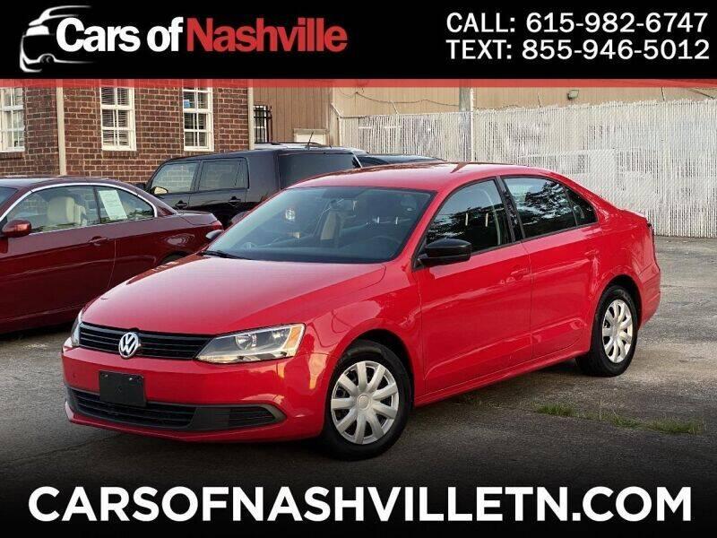 2013 Volkswagen Jetta for sale in Nashville, TN