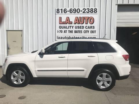 2011 Jeep Grand Cherokee for sale at LA AUTO in Bates City MO