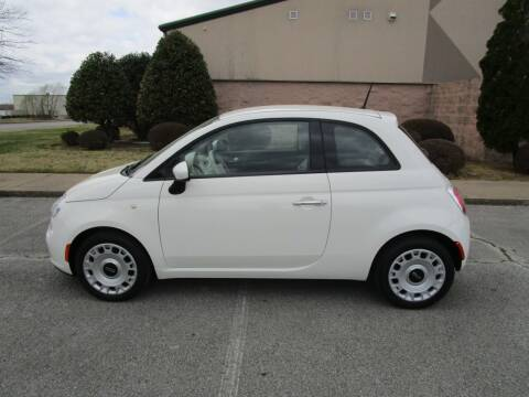 2014 FIAT 500 for sale at JON DELLINGER AUTOMOTIVE in Springdale AR
