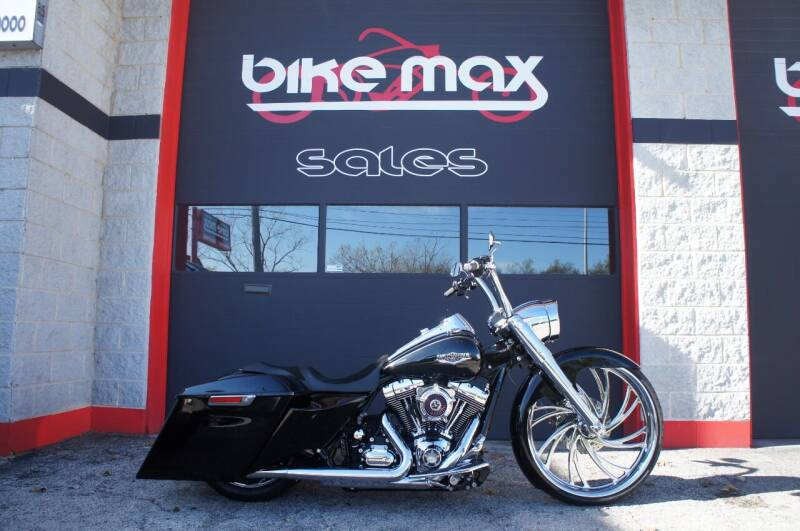 2014 Harley-Davidson Road King for sale at BIKEMAX, LLC in Palos Hills IL