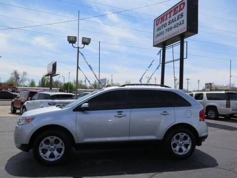 2011 Ford Edge for sale at United Auto Sales in Oklahoma City OK